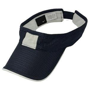 Nike women's blue golf, tennis sporty visor